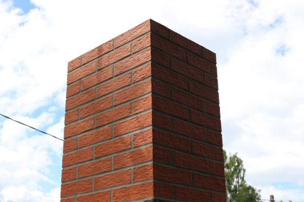 Korstnapitside ehitus
